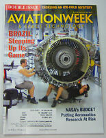 Aviation Week Magazine Brazil Stepping Up It's Game April 2012 053112R1