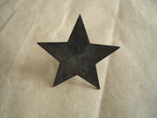 Japanese WWII helmet badge - complete - repro
