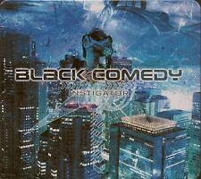 COFFRET COLLECTOR METAL ALBUM 12 TITRES--BLACK COMEDY--INSTIGATOR--2008