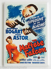 The Maltese Falcon FRIDGE MAGNET (2 x 3 inches) movie poster humphrey bogart
