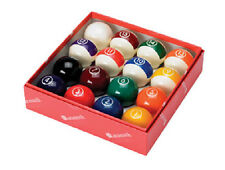 Aramith Billiards Continental Pool Table Ball Set
