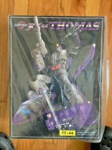 NEW Fans Toys FT-44 Thomas G1 TRANSFORMERS Astrotrain Action Figure Limit USA