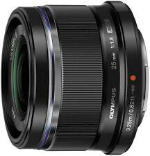 Olympus M.Zuiko Digital 25mm f1.8 Premium Black
