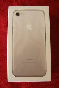 New Apple iPhone 7 32GB Silver Verizon A1660 in Sealed Box