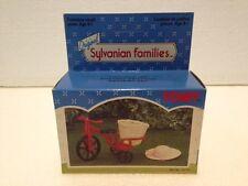 Sylvanian Families bike. Rare vintage New and boxed Original Tomy