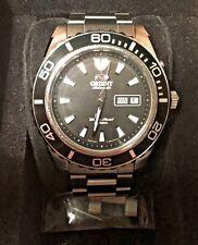 Men's Orient Mako XL FEM75001 Black Dial Watch 7