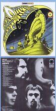 """IRON Butterfly """"Heavy"""" debutto album di 1968 con dieci canzoni! NUOVO CD!"""