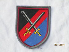 Bundeswehr Military Badge NBC protection brigade 100 , Bruchsal, 3 Piece