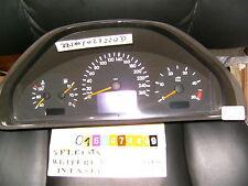 tacho kombiinstrument mercedes 210 w210 2105407211 diesel mopf cluster cockpit