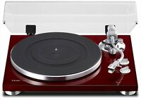TEAC analog turntable Cherry TN-350-CH Japan Fast Shipping NEW