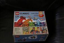 LEGO 10715 Classic Bricks on a Roll 60th Anniversary Limited Edition NIB 422 PC.