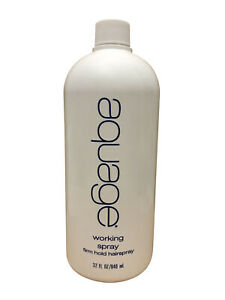 Aquage Working Spray Firm Hold Hairspray 32 OZ