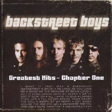 "BACKSTREET BOYS ""GREATEST HITS-CHAPTER 1"" CD NEU"
