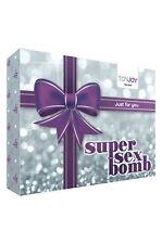Kit Super sex Bomb Purple Toy Joy