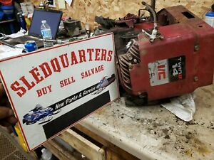 Briggs & Stratton 400707 14HP OEM Engine, motor runs great