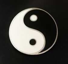 Symbol Belt Buckle Buckles Nature Yin Yang Chinese