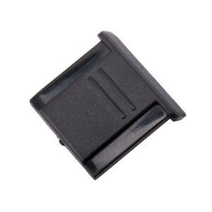 Blitzschuhabdeckung Schutz SLR schwarz für fast alle DSLR SLR wie BS1