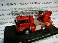 PDP21N 1/57 DEL PRADO Pompiers du Monde : 2001 EPSA 18 m Renault CAMIVA