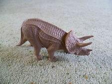 INVICTA PLASTICS TRICERATOPS toy figure British Natural History Museum DINOSAUR