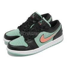 Nike Air Jordan 1 Low Se тропический Twist черные мужские повседневные туфли CK3022-301
