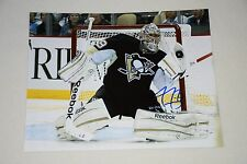 PITTSBURGH PENGUINS MARC-ANDRE FLEURY SIGNED AUTOGRAPHED 8x10 PHOTO COA proof