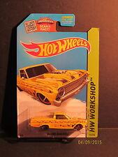 2015 Hot Wheels Q Case K Mart 9/5/15 Release #212 '65 Ford Ranchero