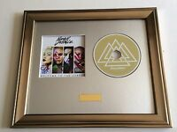 SIGNED/AUTOGRAPHED NEON JUNGLE - WELCOME TO THE JUNGLE CD FRAMED PRESENTATION