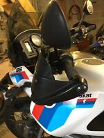 BMW Hand Guard Extenders For R1150GS And GSA