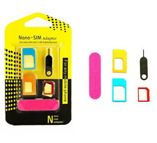 SDTEK Universal Nano Micro Mini Sim Adapter Converter with Eject Tool
