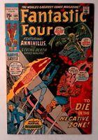Fantastic Four #109 Marvel 1971 VG+ Bronze Age Comic Book 1st Print