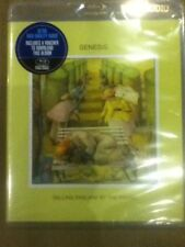 Genesis Selling England by the Pound Pure Audio Blu ray disc 5.1 & Stereo mix