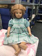 Annette Himstedt Puppe Käthe 70 cm. Top Zustand