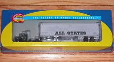 ATHEARN 93181 MACK B TRACTOR WITH 40' TRAILER ALL STATES