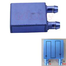 For CPU GPU SR Water Cooling Heatsink Block Liquid Cooler Aluminium Waterblock