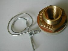 1/2 inch BSP Essex Flange | E1R | Hot Water Cylinder Connection