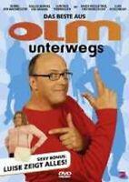 """HANS WERNER OLM """"DAS BESTE AUS OLM UNTERWEGS"""" 2 DVD NEU"""