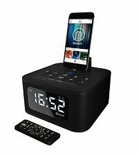 Majority Docking Station Lautsprecher Dock für iPod iPhone 5 5S 5C 6 6+ 7 iPad