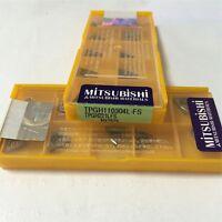 Mitsubishi TPGH110304L-FS NX2525 TPGH221LFS Carbide Insert NEW In Box 10PCS/box
