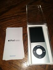 Ipod Nano 4th Generation 8 GB Model A1285