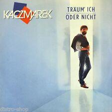 """7"""" BERND KACZMAREK Träum ich oder nicht /Hallo mein Freund MERCURY 1985 wie NEU!"""
