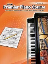 Premier Piano Course: Premier Piano Course Theory Bk 4 (2008, Paperback)