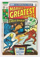 MARVEL'S GREATEST COMICS 26 (VF) starring THE FANTASTIC FOUR  (SHIPS FREE)  *
