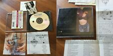D58 MADONNA Like a prayer JAPAN CD obi scented insert + promo sticker 22P2-2650