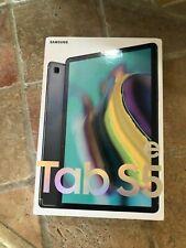 NEW Samsung SM-T720NZKAXAR Galaxy Tab S5e 64 GB Wifi Tablet Black (2019)