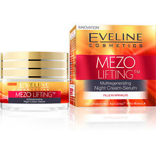 EVELINE COSMETICS MEZO LIFTING MULTIREGENERATING NIGHT CREAM-SERUM