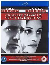 Conspiracy Theory Blu-ray DVD Region 2