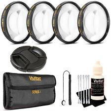 Vivitar 67mm Professional Macro Close Up Kit + Top Kit for All 67mm Lenses