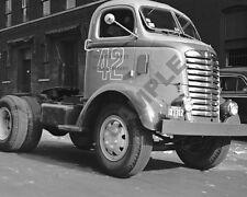 "1940's GMC Pioneer Paper Stock Co. Semi Truck Rig 8""x 10"" Photo 37"