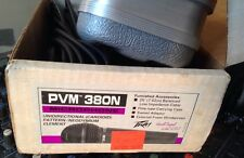 Peavey Pvm 380N Microphone W/ Case And Key. W/ 25' Cable. W/ Windscreen