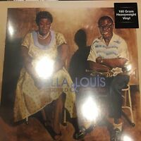 Ella Fitzgerald & Louis Armstrong - Ella & Louis - 180gram Vinyl LP NEW + SEALED
